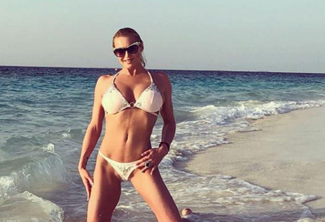 Анастасия Волочкова призналась любимому в чувствах