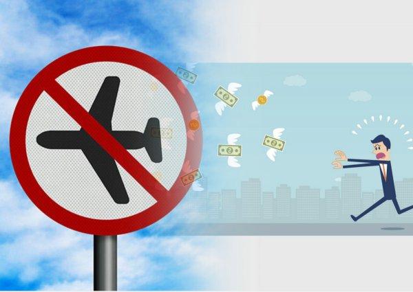 Нет самолетов – нет проблем: Минфин призвал сократить авиацию из-за многомиллиардных убытков