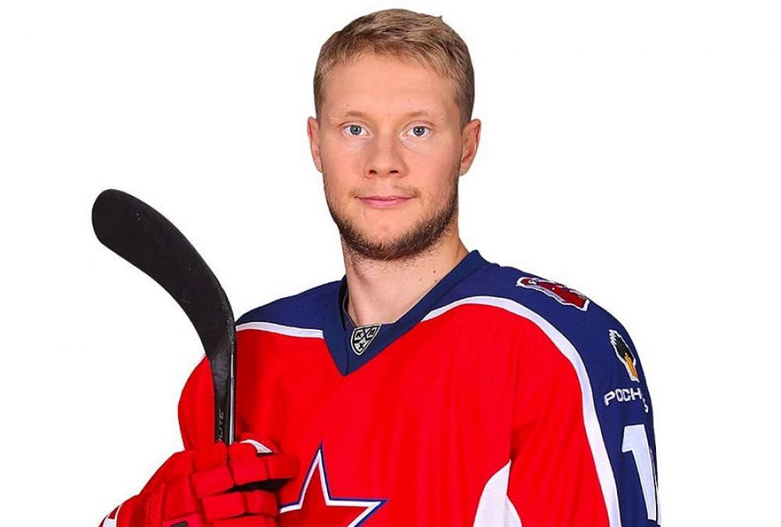Пензенец Сергей Андронов вызван в сборную России для участия в чемпионате мира по хоккею