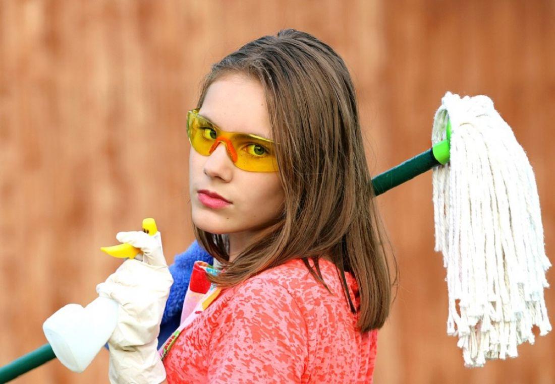 Как провести генеральную уборку весной?