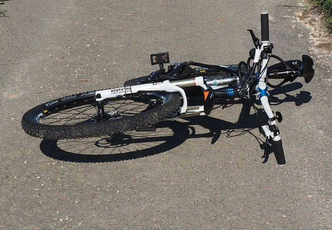 В городе Спутник под Пензой автомобиль сбил мальчика-велосипедиста