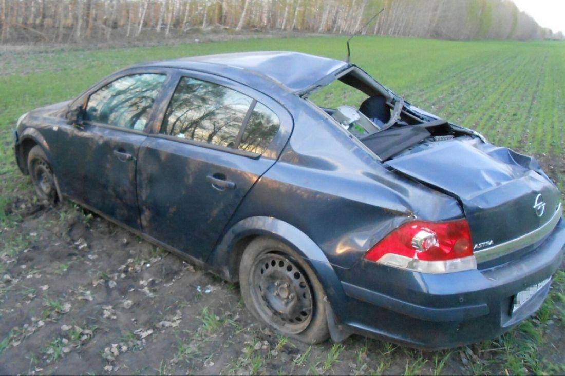 На трассе в Пензенской области произошла жесткая авария с пострадавшими. Фото