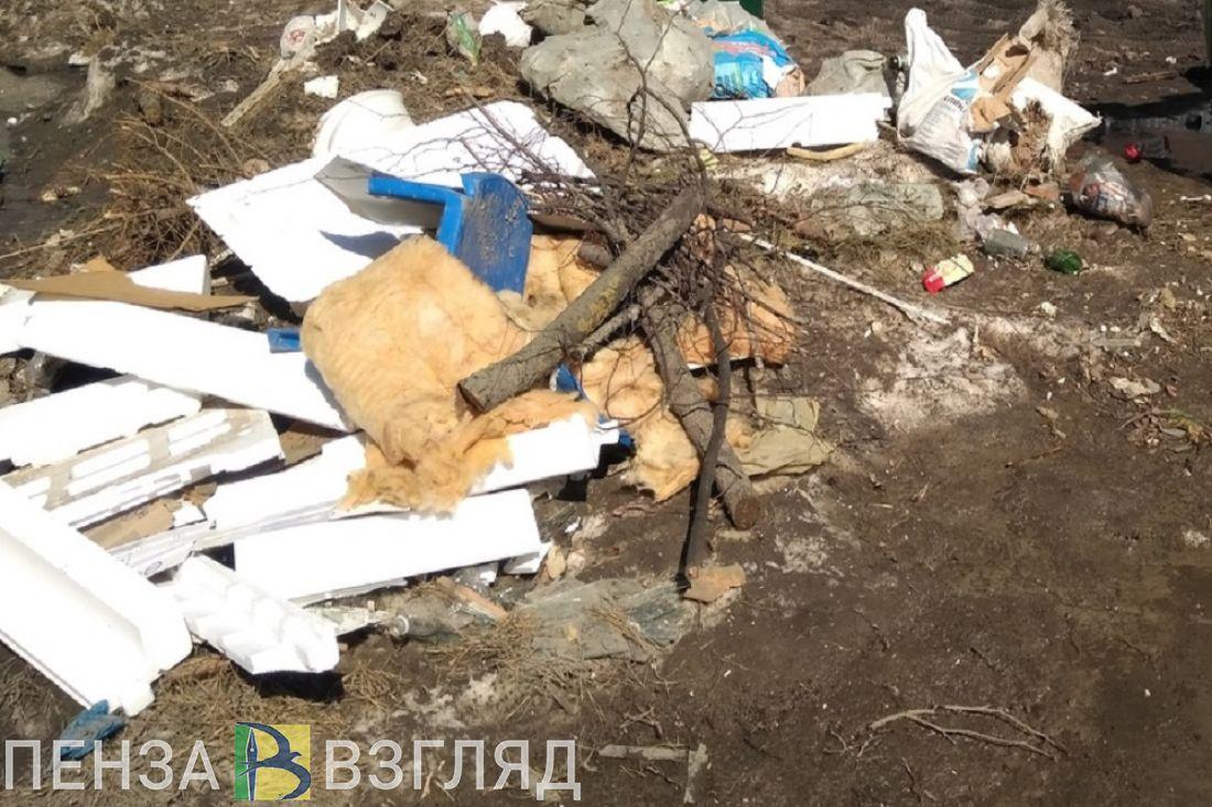 Прокуратура потребовала устранить несанкционированные свалки в Пензенской области