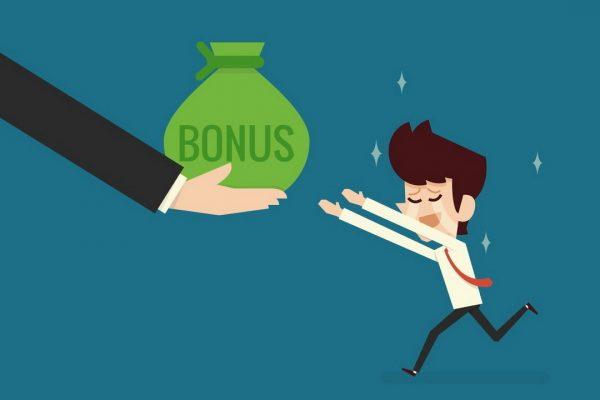 Бездепозитный бонус за регистрацию